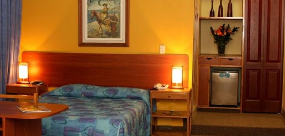 Habitación Fuente Hotel el Campin Fan Page Facebook 1